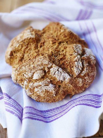 Simple Soda Bread – Jamie Oliver