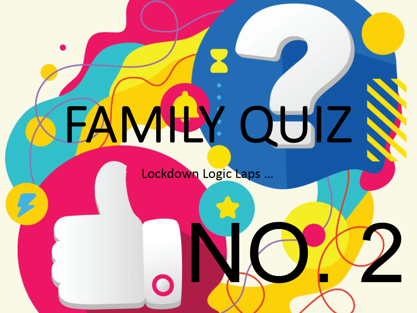 Zoom Family & Friends Quiz: Ages 7 – 11 yrs